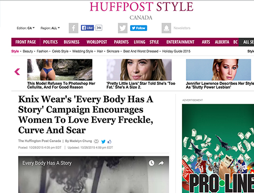 Uncover Ostomy Knixwear Every Body Has A Story Huffington Post 10 28 2015