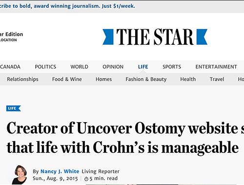 creator-of-uncover-ostomy-life-crohns-manageable-toronto-star-jessica-grossman-aug-9-2015