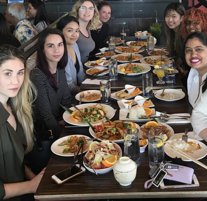 in social thai food