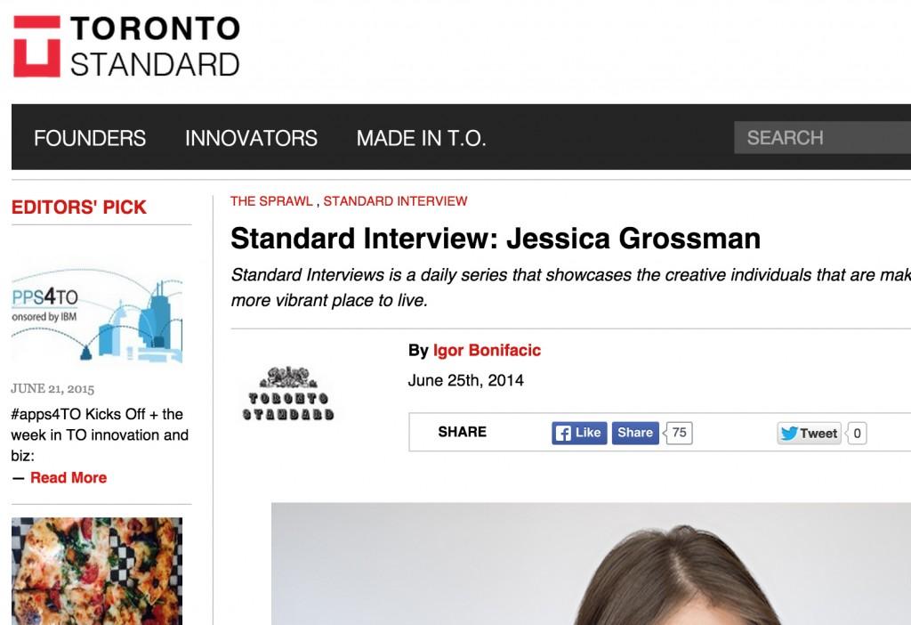 Uncover Ostomy TorontoStandard 06-25-2014